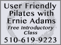 User Friendly Pilates